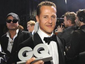 Германский GQ объявил Михаэля Шумахера Человеком года