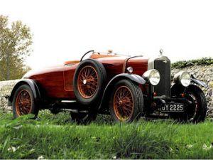 Эксклюзивный Talbot с сделанным из дерева кузовом продадут на аукционе