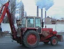 Изготовление тракторов на Украине в 2010 году повысилось в 3,5 раза