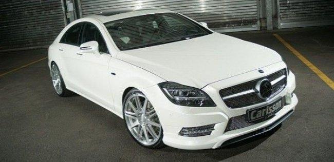Carlsson подготовил Mercedes CLS 63 AMG к Женеве