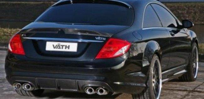 Mercedes-Benz CL 500 в исполнении VATH