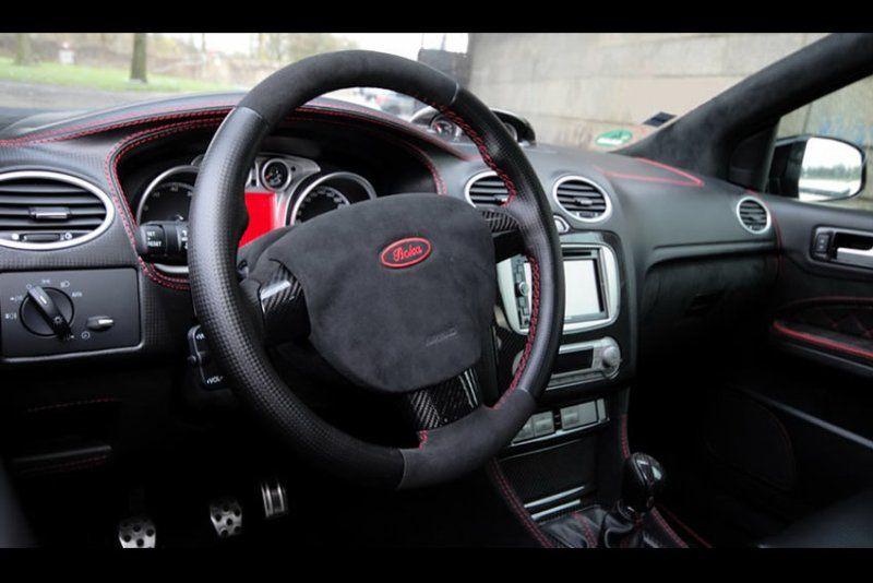 Ford Focus RS Black Racing Edition от Anderson Germany. Новости мировых тюнинг-ателье