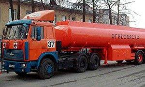 Россия приостанавливает экспорт бензина