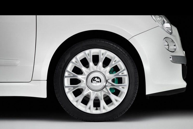 Fiat 500 by Gucci.  Наташа Поли.  Natasha Poly. рекламная кампания.