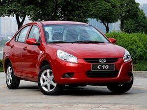 Автомобиль по сути представляет собой китайский седан JAC Tojoy образца 2008 года.