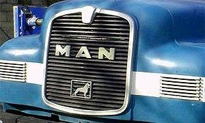 Грузовики MAN будут выпускаться пол маркой Volkswagen