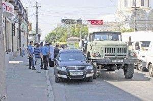 ДТП в Крыму : Nissan Митрополита Симферопольского Лазаря попал в ДТП (ФОТО)
