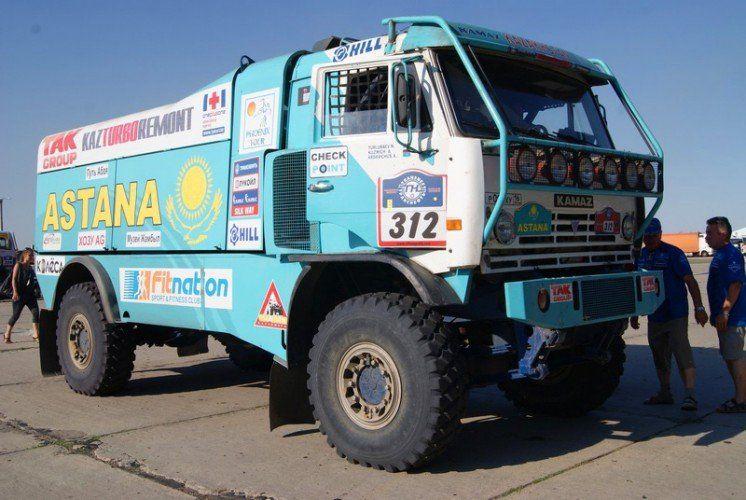Шелковый путь - 2011 : Фирдаус Кабиров стал победителем пятого этапа