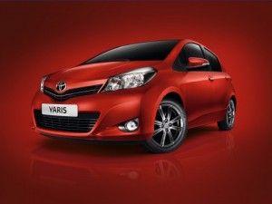 Тойота Ярис следующего поколения доступен к предзаказу в Toyota Центр Киев «Автосамит на Столичном»