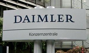 Автоконцерн Даймлер повысил прибыль в два раза