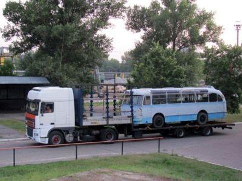 В Киеве выпустят автобус, где можно съесть кофе