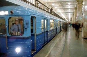 Поезда в киевском метро будут длиннее