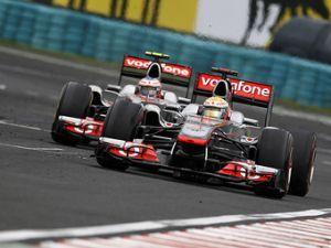 Бригада Макларен позволила своим пилотам сражаться между собой на Гран-при Венгрии