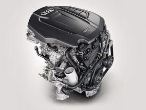 Организация Ауди рассказала детали о новом турбированном моторе