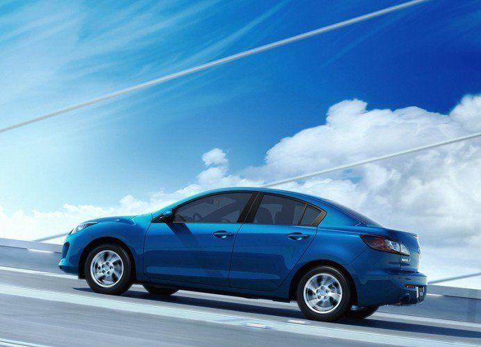 Mazda 3 touring sedan фото