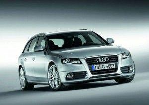 Audi A4 Универсал 2007 B8.