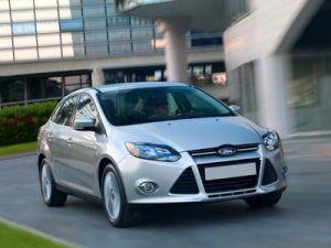 В РФ стартовал выпуск автомобилей класса седан Форд Фокус III