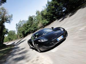 Макларен будет участвовать в североамериканских автогонках