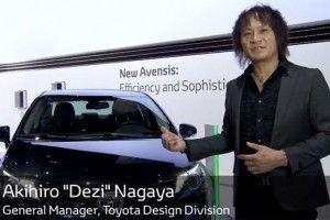 Шеф-дизайнер Тойота гарантирует делать спортивные автомашины