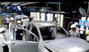 Комплектация Шевроле Колорадо 2013 будет устроена в Таиланде