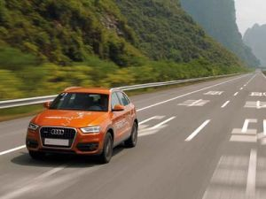 Audi Q3 отправился в пробег по Китаю