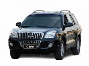 ТагАЗ начинает продажи нового внедорожника TAGAZ C190