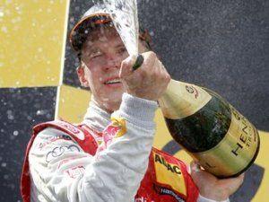 Экстрем отобрал у Спенглера вице-чемпионское звание серии DTM