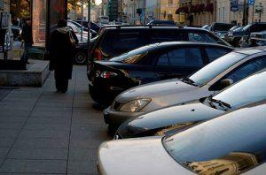 Киевские парковки не платят налоги - из-за этого им сменили