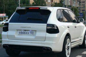 Газета.Ru - «Принц на белом Cayenne» ушел от погони