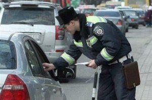 Штрафы для водителей пока не поднимут