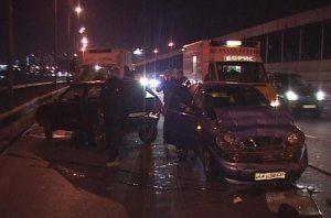 ДТП в Киеве: хозяина авто сбила его же машина - мужчина тяжело травмирован