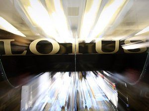 Компания Lotus перенесла первые тесты двигателя INDYCAR на январь