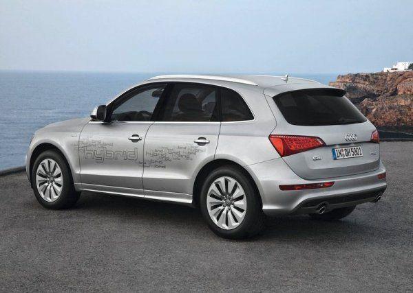 Гибрид Audi Q5 пошел в России фото 3. Гибрид Audi Q5 пошел в России изображение 3.
