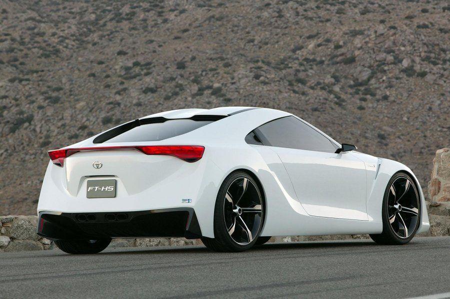 """Toyota Supra может стать обладателем 450  """"лошадок """" - фото 11."""