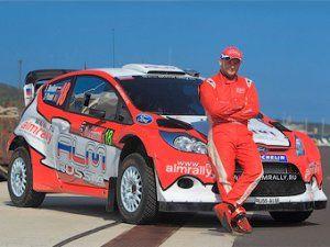 Е. Новиков продолжит играть в WRC на Форд