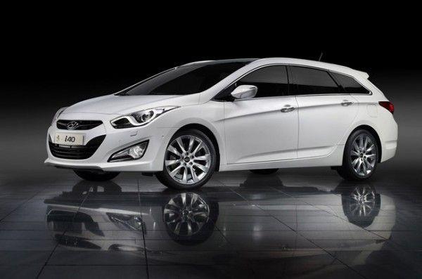 Hyundai i50 фото