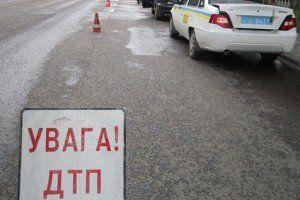 Под Киевом Авео сшиб инспектора ДПС и протащил 10 километров