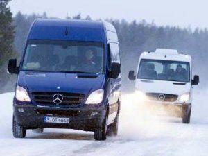 Mercedes-Benz обновил коммерческий фургон Sprinter