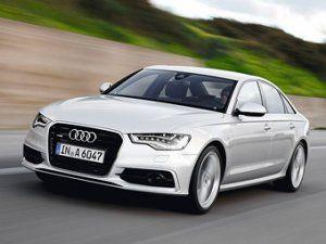 Audi A6 стал
