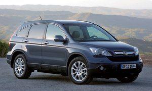 Honda отзывает CR-V из-за возможных дефектов сварных швов