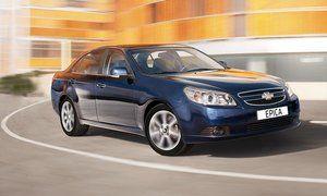 General Motors прекращает выпуск Chevrolet Epica