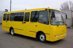 С 2013 года украинцы будут пристегиваться в автобусах