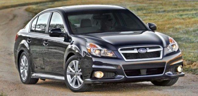 Компания Subaru обновила модели Legacy и Outback
