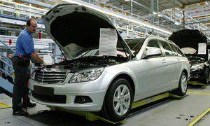 Mercedes-Benz ускорит производство автомобилей