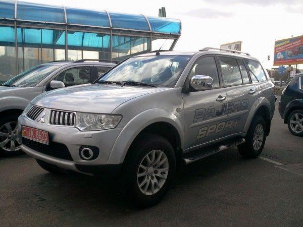 «НИКО-Украина Левый берег» предлагает тестовые автомобили Mitsubishi по специальным ценам