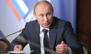 Сокращение числа мигалок назвали лучшей идеей В. Путина