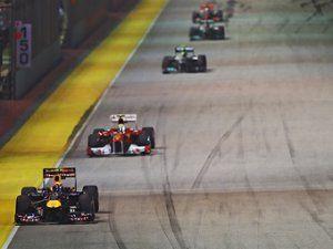 Инвестфонд CVC реализует часть Формулы-1 за 2 миллиона долларов США