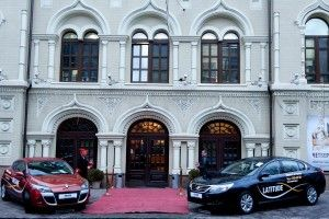 Автомобильный салон «РК-Днепр» стал автомобильным компаньоном шоу «One Day»