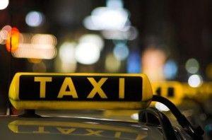 В Киеве все такси сделают зелеными