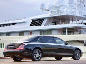 Лимузины Maybach стали реализовывать со скидкой 100 миллионов долларов США